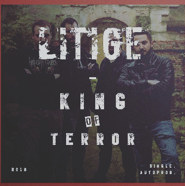 King Of Terror - Single 2018 | Litige